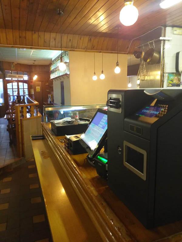 CashKeeper Restaurant la Barbacoa